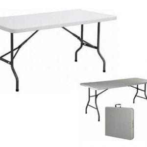 Table folding