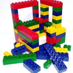 Building blocks Jumbo