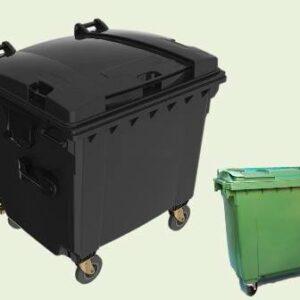 770lt/1100lt Mobile bins