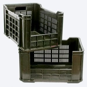 Crate - lug box industrial Open side