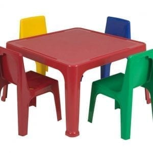 Tables and chairs - Junior